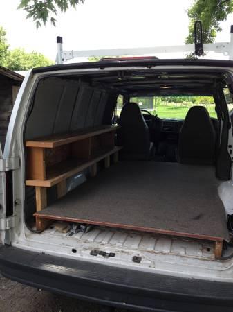 2005 gmc safari cargo van 4 3l v6 auto for sale in ashland or. Black Bedroom Furniture Sets. Home Design Ideas