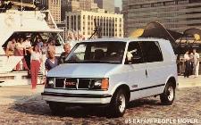 1985 Safari Van
