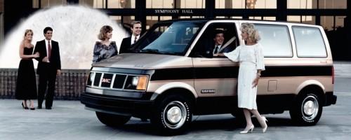 1987 Safari Van