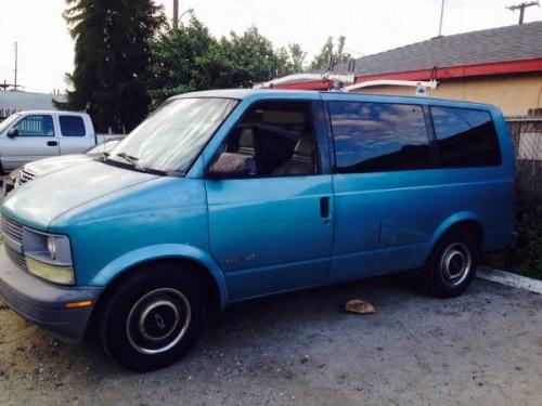 1995 Chevy Astro Conversion Van Craigslist – Fondos de Pantalla
