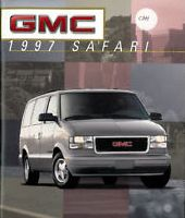 1997 GMC Safari Van