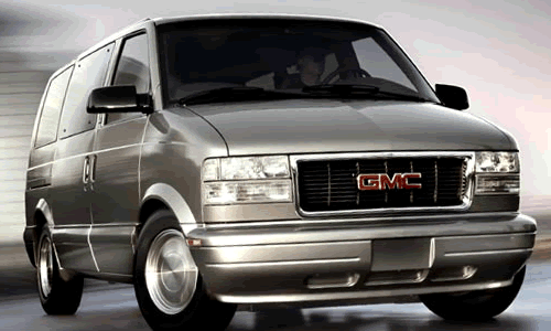 GMC Safari Van