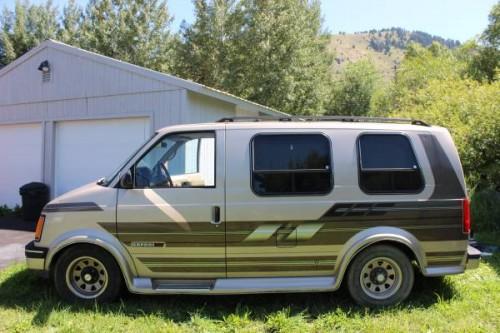 1992 Gmc Safari Conversion Van Auto For Sale In Jackson Ms