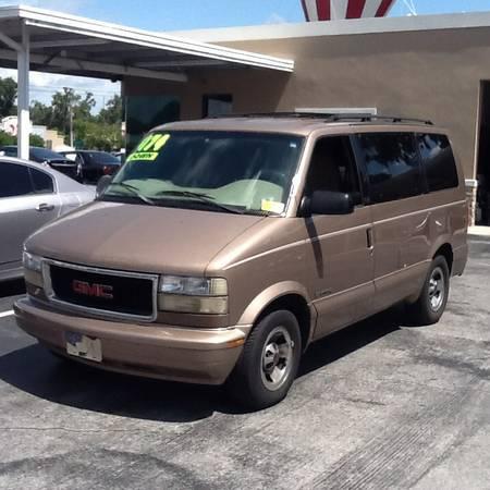 2001 gmc safari conversion van 4 3 v6 auto for sale in. Black Bedroom Furniture Sets. Home Design Ideas
