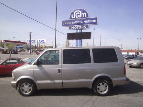 2003 gmc safari passenger van 4 3l v6 auto for sale in for Union gospel motors spokane