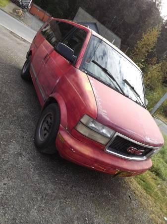 1998 GMC Safari Van Auto For Sale in Juneau, AK